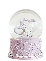 Balls Music Box Toys Circular Crystal Romantic Pieces Unisex Birthday Gift