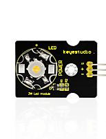 keyestudio 3w l ed module for arduino uno r3