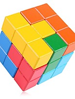 Kit de Bricolage Blocs de Construction Cubes magiques Jouet Educatif Puzzle Jouets Rectangulaire Carré Unisexe 1 Pièces