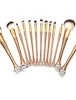 13 Makeup Brush Set Nylon
