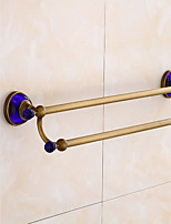 Antique towel rack bathroom towel rack towel ba