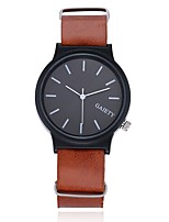 Men's Women's Dress Watch Fashion Watch Wrist watch Unique Creative Watch Casual Watch Chinese Quartz Leather Band Bohemian Cool Casual