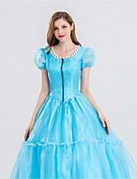 Princesse Une Pièce/Robes Adulte Halloween Fête / Célébration Déguisement d'Halloween Rétro