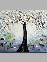 Hand-Painted Abstract Horizontal,Artistic Abstract Nature Inspired Birthday Modern/Contemporary Office/Business Cool Christmas New Year's