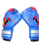 Boxing Training Gloves for Boxing Full-finger Gloves Keep Warm Breathable Protective Lightweight Leather