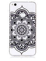 Case For Huawei P8 Lite (2017) P10 Lite Phone Case TPU Material Mandala Pattern HD Phone Case P9 Lite