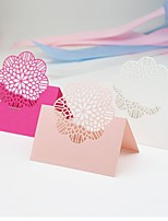 Card paper Table Center Pieces-Personalized Placecard Holders Piece/Set