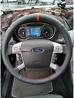 Automotive Steering Wheel Covers(Leather)For Ford All years Mondeo