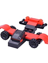 Building Blocks Chariot Vehicles Simple Kids