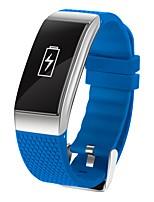 hhy nuovi db07 intelligenti braccialetti di frequenza cardiaca di sangue informazioni di ossigeno per ricordare la lunghezza ultra