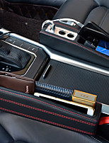 Front Passenger Seat The Main Driver Car Organizers For universal All years Leather