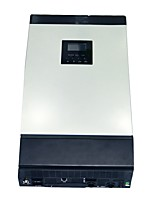 Onduleur solaire hybride 5kva à onde sinusoïdale intégrée intégré 48vdc 60a pwm contrôleur de charge solaire à usage domestique ps-5k