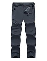 Per uomo Pantaloni da escursione Asciugatura rapida Traspirabilità Resistente ai raggi UV Leggero Pantalone/Sovrapantaloni per Caccia
