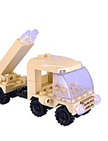 Building Blocks Toy Cars Toys Chariot Pieces Children's Gift