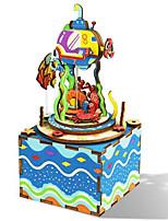 Kit fai-da-te Scatola musicale Giocattoli Quadrato Cavallo Cartone animato Romantico 1 Pezzi Non specificato Compleanno Regalo