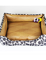 Dog Bed Pet Mats & Pads Leopard