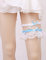 Lace Wedding Garter with Bowknot Wedding AccessoriesClassic Elegant Style