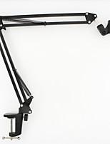 novo estúdio de transmissão nb-35 microfone suporte de microfone suspensão de tesoura suspensão suspensão do braço para montagem no