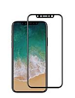 Защитная плёнка для экрана для Apple iPhone X Закаленное стекло 1 ед. Защитная пленка на всё устройство Взрывозащищенный Защита от