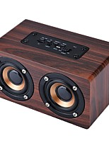 W5 Outdoor Bluetooth V4.1 USB Subwoofer Wine Beige