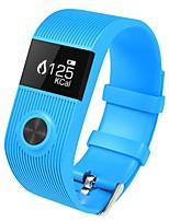 braccialetto smartwatch / smartwatch / sports pedometer del cronometro della donna degli uomini di twy64p promemoria del sonno ios android