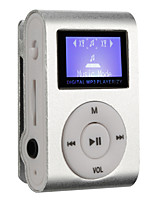 MP3PlayerNo Jack da 3,5 mm Scheda TF Pulsante
