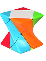 Rubik's Cube MFG2004 Smooth Speed Cube Alien Skewb Cube Magic Cube Plastics Cylindrical Gift