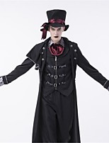 Vampire Cosplay Costumes Adults' Halloween Festival/Holiday Halloween Costumes Fashion Vintage