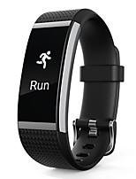 yy g18 astuto braccialetto / calorie bruciate pedometro monitor di frequenza cardiaca per iOS android