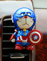 Car Air Outlet Grille Perfume  Cartoon anime  Character Automotive Air Purifier