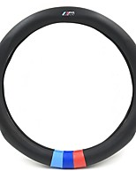 Automotive Steering Wheel Covers(Leather)For BMW All years All Models 3 Series 5 Series X1 X6 X4