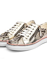 Men's Shoes Glitter Fall Winter Comfort Sneakers For Casual Party & Evening Black Gold
