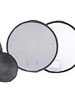 40cm / 16in universel portable speedlite flash lumière diffuseur rond softbox photographie tente macro&tir de portrait pour nikon