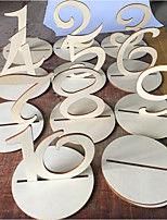 Wooden Wedding Decorations-10Piece/Set Wedding Party/ Evening