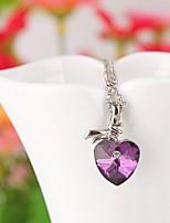 Жен. Ожерелья-бархатки Ожерелья с подвесками Геометрической формы Сплав Классика Мода Бижутерия Назначение Свадьба Повседневные