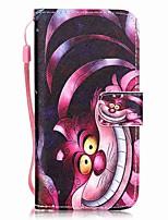 para capa de capa carteira carteira com suporte flip pattern caixa de corpo inteiro gato duro pu couro para samsung galaxy s8 plus s8