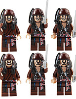 Building Blocks Block Minifigures Toys Novelty Pieces Not Specified Gift