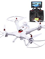 Drone X183 4 Channel 6 Axis With 720P HD Camera Height Holding FPV One Key To Auto-Return Headless Mode Following Mode GPS Positioning RC