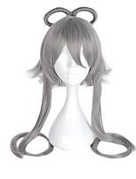 Parrucche Cosplay Cosplay Cosplay Anime Parrucche Cosplay 80 CM Tessuno resistente a calore Unisex