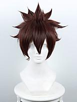 Perruques de Cosplay Cosplay Cosplay Manga Perruques de Cosplay 35 CM Fibre résistante à la chaleur Masculin