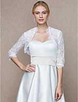 Women's Wrap Shrugs Lace Wedding Party/ Evening Lace