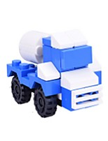 Building Blocks Truck Car Vehicles Simple Kids