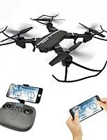 Drone 8807 4 canaux 6 Axes Avec Caméra HD 2.0MP WIFI FPV Retour Automatique Mode Sans Tête Vol Rotatif De 360 Degrés Quadri rotor RC