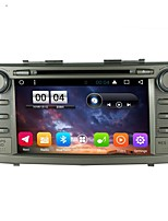2 din capacitivo touch lcd dvd player android 6.0 para toyota camry 2007-2011