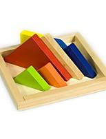 Kit fai-da-te Costruzioni Gioco educativo Puzzle Giocattoli Rettangolare Pezzi Maschio Ragazze Regalo