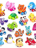 Educational Toy Wind-up Toy Toy Cars Toys Animal Plastics Pieces Not Specified Gift