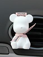 voiture air parfumerie grille parfum rose ruban violente ours rencontre parfum de la saveur de la mer purificateur d'air automobile