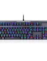 Motospeed CK103 RGB Backlight USB Mechanical Keyboard