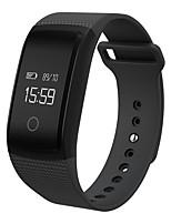 yy a09 braccialetto intelligente della donna degli uomini / smartwatch / sport assistente del promemoria del sonno del pedometro di sport