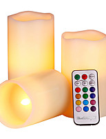 1set Decorativo Colore variabile Night Light LED-1W-Batteria